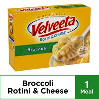 Velveeta Rotini & Cheese Broccoli Pasta Kit, 9.4 oz Box