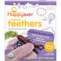 Happy Baby Blueberry & Purple Carrot