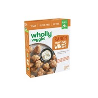 Wholly Veggie! Frozen Ranch Cauliflower Wings - 13.2oz