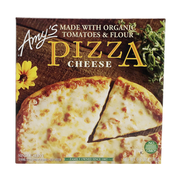 Amy's kitchen Single Serve Cheese Pizza, 6.2 oz