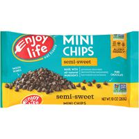Enjoy Life Foods Gluten Free, Allergy Friendly Semi-Sweet Mini Chocolate Chips