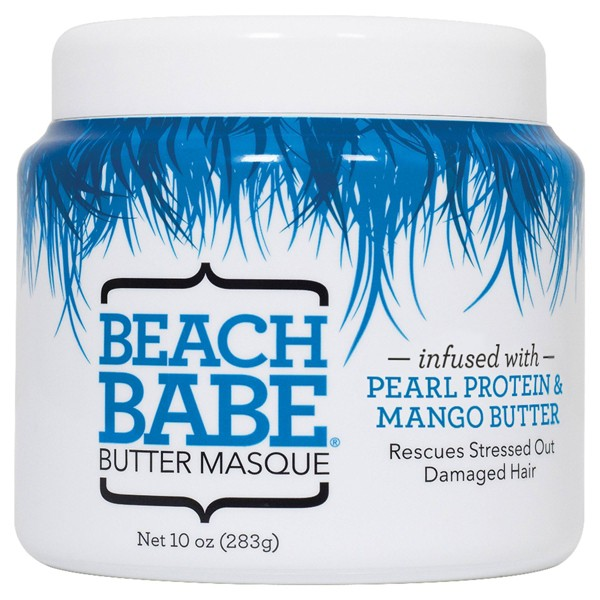 Not Your Mother's Beach Babe Butter Masque - 10oz