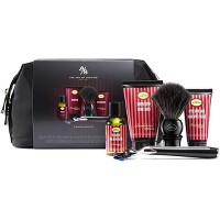 The Art Of Shaving Men's Sandalwood Travel Shaving Kit With 5 - Bladed Morris Park Razor