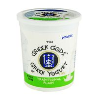 The Greek Gods Plain Traditional Greek Style Yogurt