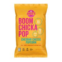Angie's Cheddar Cheese Popcorn