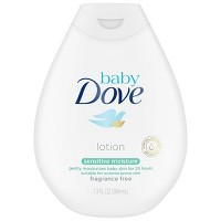 Baby Dove Sensitive Moisture Lotion - 13oz