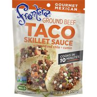 Frontera Beef Taco Skillet Cooking Sauce