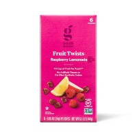 Raspberry Lemonade Fruit Bites - 5.1oz/6ct - Good & Gather™