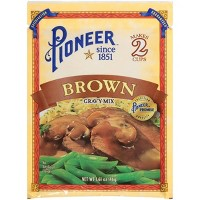 Pioneer Brand Brown Gravy Mix 1.61 oz