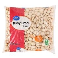 Great Value Baby Lima Beans, 16 oz