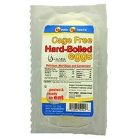 Almark Foods Eggs, Cage Free, Hard-Boiled