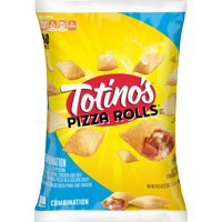 Totino's Pizza Rolls, Combination, 90 Rolls, 44.5 oz Bag