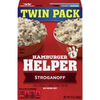 Hamburger Helper Stroganoff Pasta & Creamy Sauce Mix 13 oz