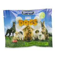 Breyer Pocket Box Dogs Blind Bag