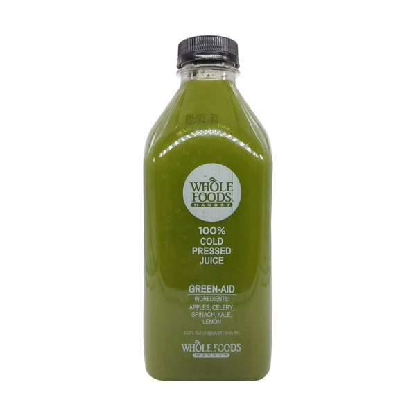 Whole foods market™ Green Aid, 32 fl oz