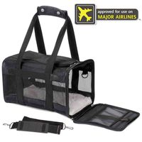Sherpani Large Black Original Carrier