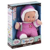 Goldberger Baby First Soft Minky Doll