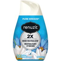 Renuzit Pure Breeze Pet Gel Air Freshener, 7.0 oz