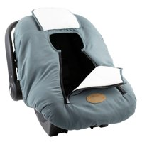 Cozy Cover Infant Carrier Cover, Sharkskin Gray