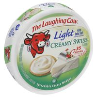The Laughing Cow Creamy Light Swiss Cheese Spread