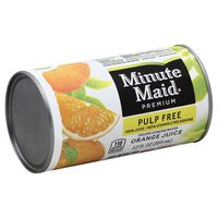 Minute Maid Orange Juice Pulp Free, Fruit Juice