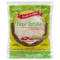 La Abuela, Flour Tortillas, 20 Count