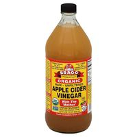Bragg Apple Cider Vinegar, Organic, Unfiltered, Raw
