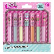 Lol Surprise 7 Lipgloss Wands Party Favor