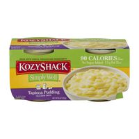 KozyShack Tapioca Kozy Shack Simply Well Tapioca Pudding