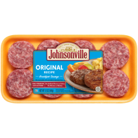 Johnsonville Original Breakfast Sausage Patties 8 Count, 12 oz