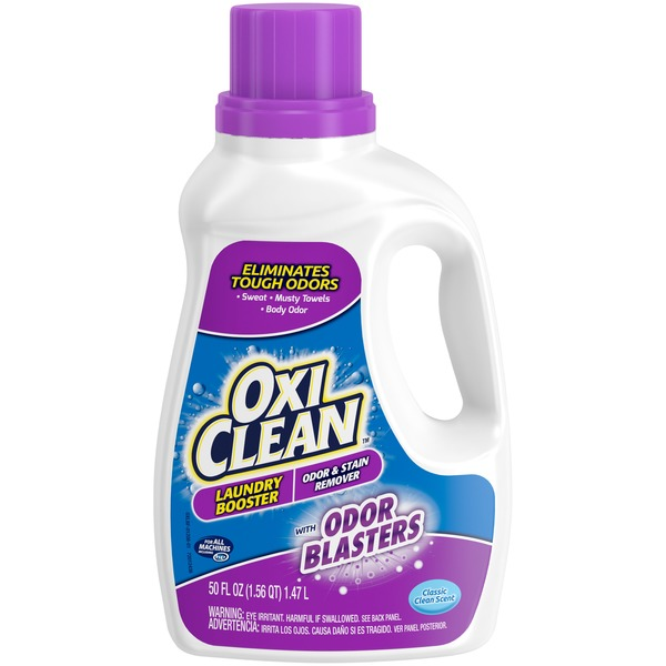 Oxi Clean Odor Blasters Odor & Stain Remover Laundry Booster
