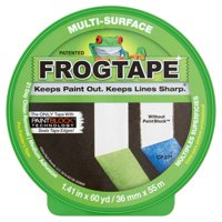 FrogTape Multi-Surface Painter's Tape - Green, 1.41 in. x 60 yd.