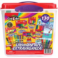 Cra-Z-Art Ultimate Art Extravaganza Activity Set