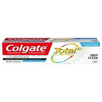 Colgate Total Toothpaste with Fluoride - Deep Clean - 5.1oz