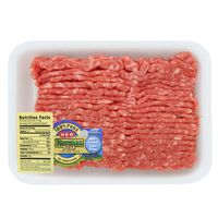 H-E-B 90/10 Ground Pork