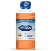 Pedialyte Electrolyte Solution, Hydration Drink, Mixed Fruit, 1 Liter