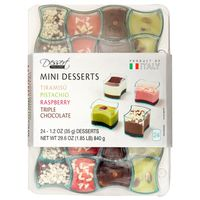 Dessert Italiano Mini Dessert, 24 x 1.2 oz