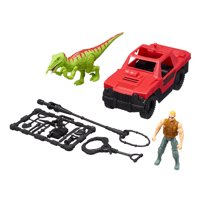 Kid Connection Dinosaur Play Set with Vehicle