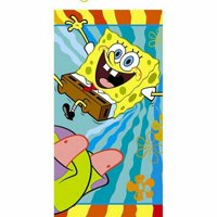 Spongebob Squarepants Plastic Tablecover Table Cover