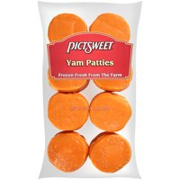 Pictsweet® Yam Patties 32 oz. Pouch