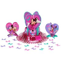 Minnie Mouse Bow-Tique Birthday Party Table Decoration Kit