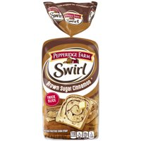 Pepperidge Farm Swirl Brown Sugar Cinnamon Breakfast Bread, 16 oz. Loaf