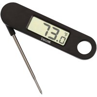 Taylor Digital Folding Probe Thermometer with Backlight