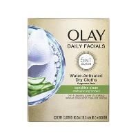 Olay Daily Facials Sensitive Cleansing Cloths - 33ct