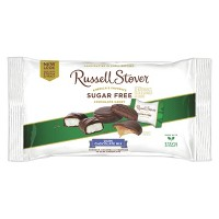 Russell Stover Sugar Free Dark Chocolate Assortment - 10oz
