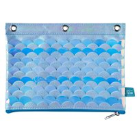 Pen + Gear Mermaid Binder Pouch