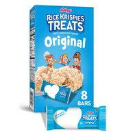Rice Krispies Treats Crispy Marshmallow Squares Original