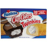 Hostess Cupcakes & Twinkies, 32 ct