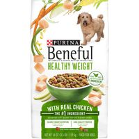 Purina Beneful Healthy Weight Dry Dog Food, Healthy Weight With Farm-Raised Chicken