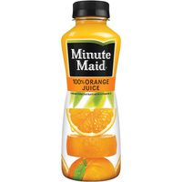 Minute Maid Orange 100% Juice